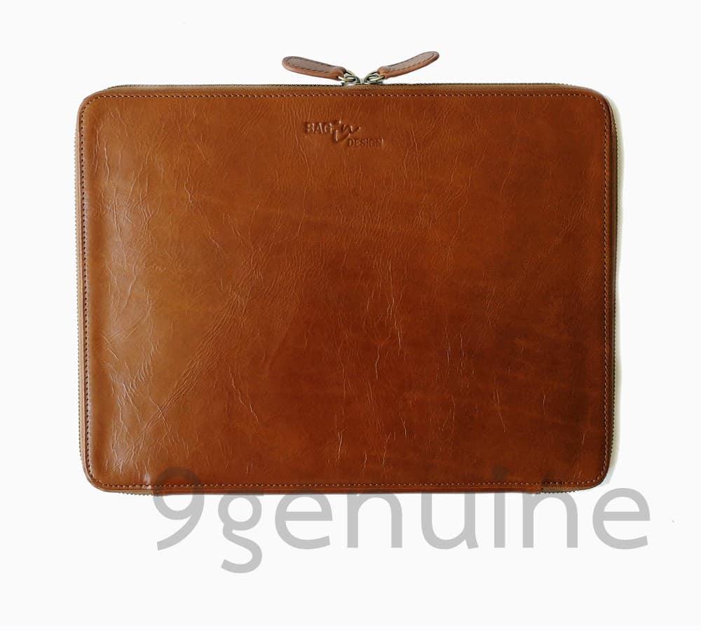 outside folio leather