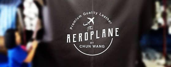 The Aeroplane by Chun Wang