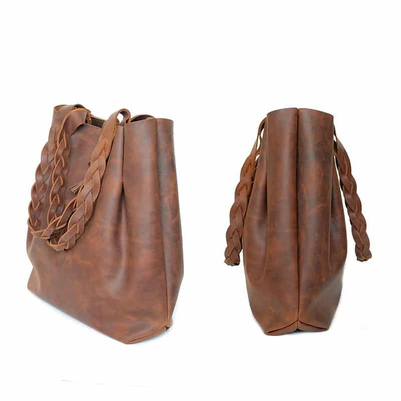 กระเป๋า Tote bag leather