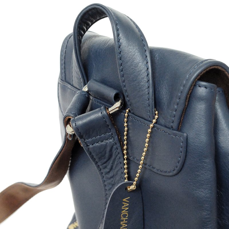 bags leather backpack