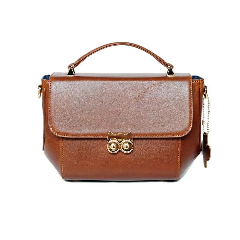 handbags chestnut