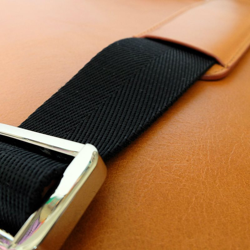 strap bag leather macbook