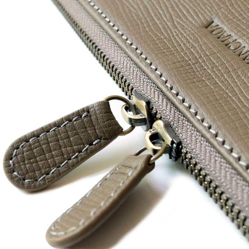 folio bag smog zipper