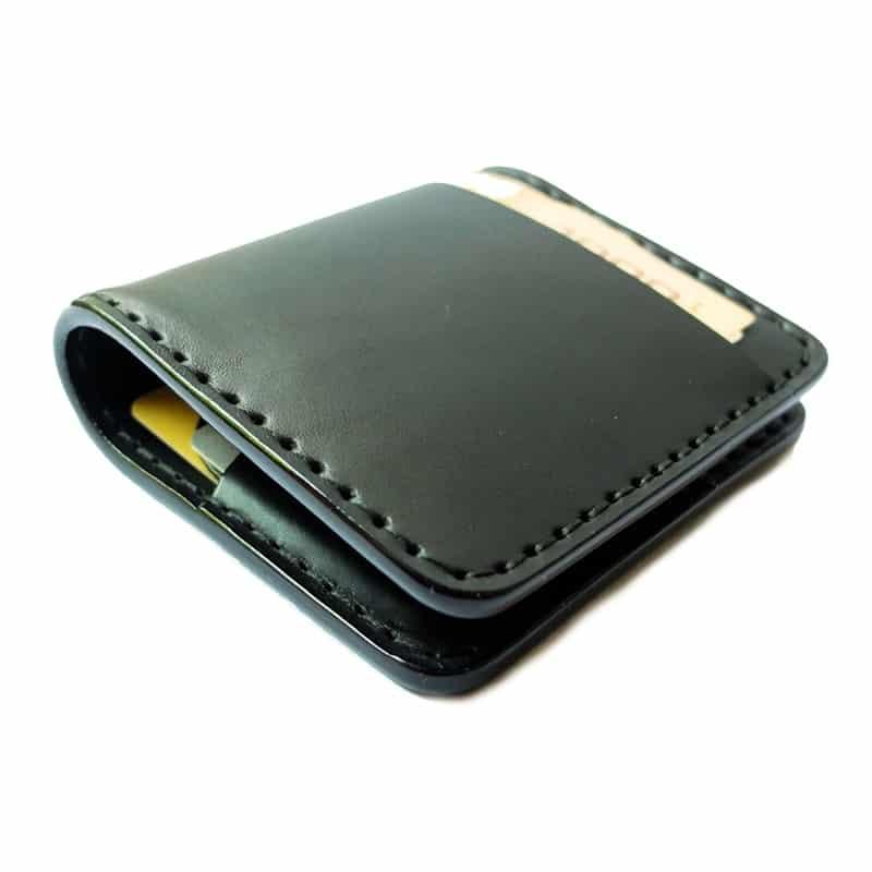 wallet black color formen
