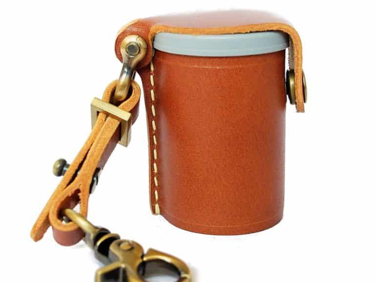 film case leather