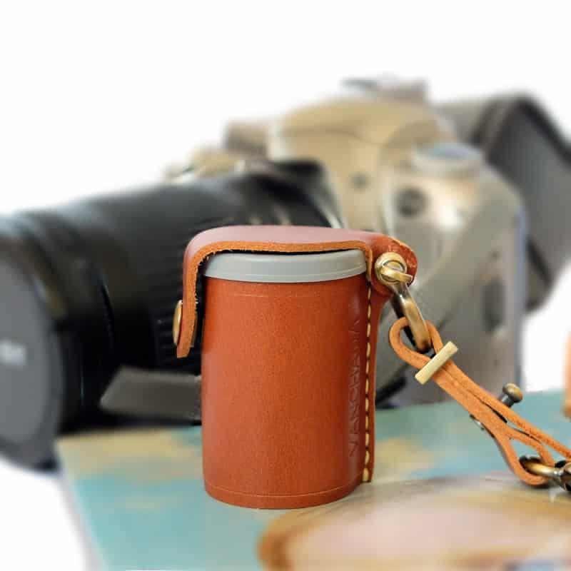 กล่องใส่ กลักฟิล์ม กล้องถ่ายรูป