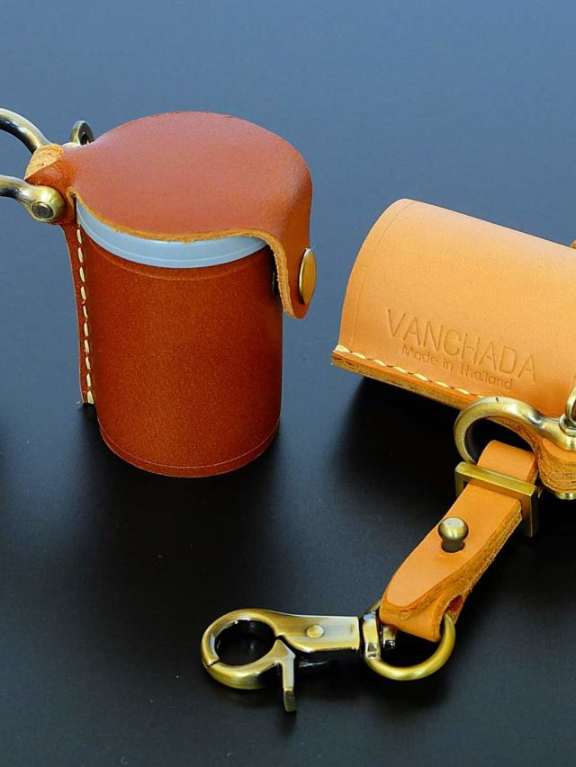 Defender 1 Film Box Case leather
