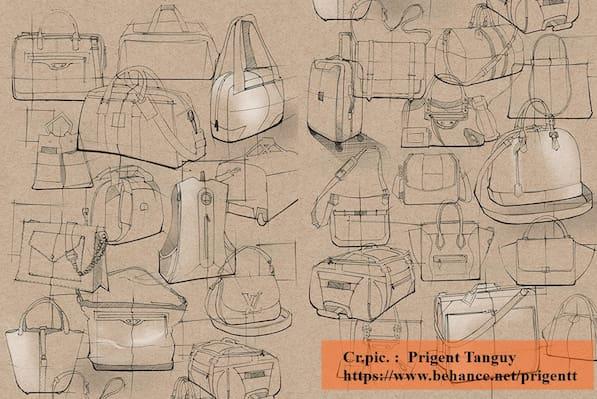 กระเป๋าต้นแบบ